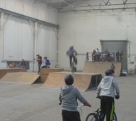 Darlington Indoor Skatepark