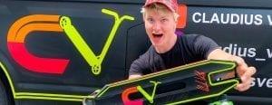 Claudius Verstesi @ 4Motion Skatepark